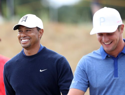 Koepka traces golfing success to Scotland, aims to win Open