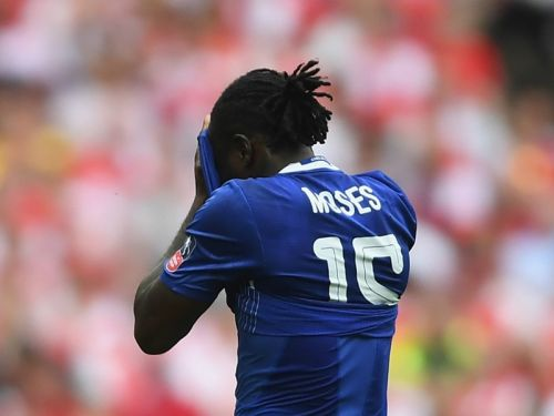 What does the future hold for Victor Moses following Maurizio Sarri appointment?