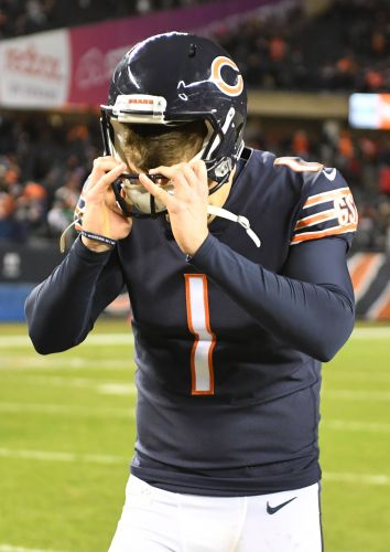 Bears to release kicker Cody Parkey after costly misses, per report