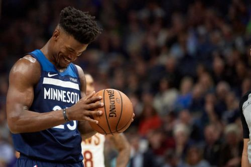 Andrew Wiggins: Sixers to 'Win the East' With Jimmy Butler