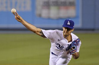 Dodgers' Joe Kelly goes on IL with right shoulder issue