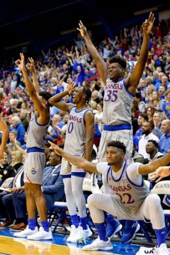 Kansas Jayhawks vs. East Tennessee State Buccaneers - 11/19/19 NCAAB Pick, Odds, and Prediction