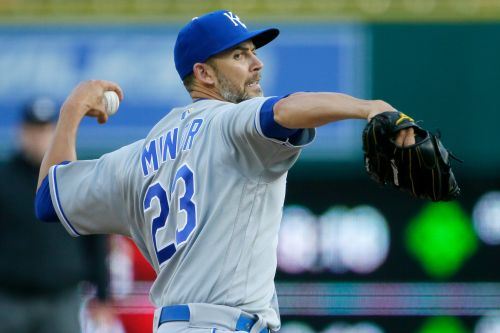 Royals' Mike Minor will be the difference against Pirates