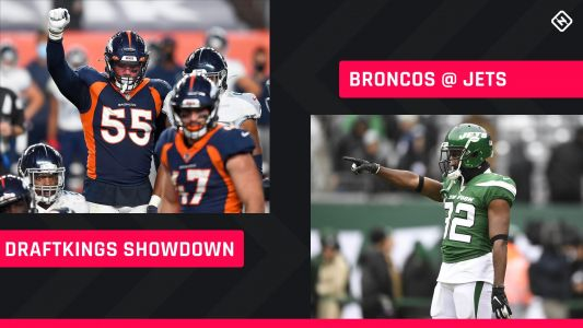 Thursday Night Football DraftKings Picks: NFL DFS lineup advice for Week 4 Jets-Broncos Showdown tournaments