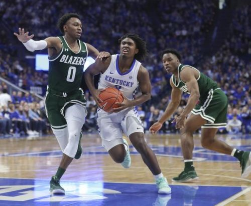 Kentucky Wildcats vs. Fairleigh Dickinson Knights - 12/7/19 College Basketball Pick, Odds, and Prediction