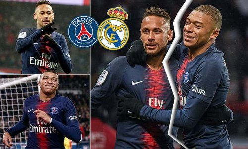 Neymar or Mbappe: Which PSG star should Real Madrid choose?