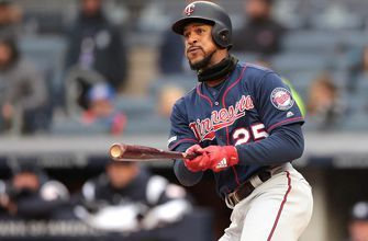 Twins' Buxton lands on 10-day IL with wrist contusion