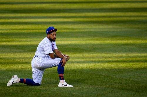 Dominic Smith wants to 'pressure' Mets into tough decision