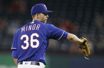 Major step for Rangers Opening Day starter Minor