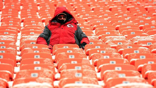 NFL playoffs 2019: 'Arctic blast' eases for AFC championship game in Kansas City