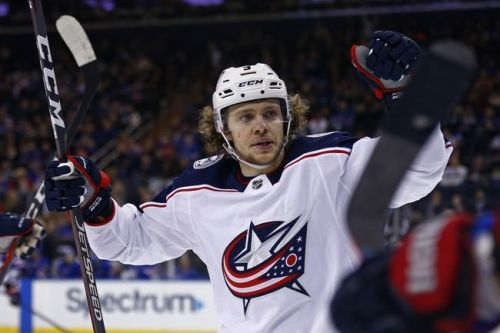 Columbus Blue Jackets vs. New York Rangers - 12/5/19 NHL Pick, Odds, and Prediction
