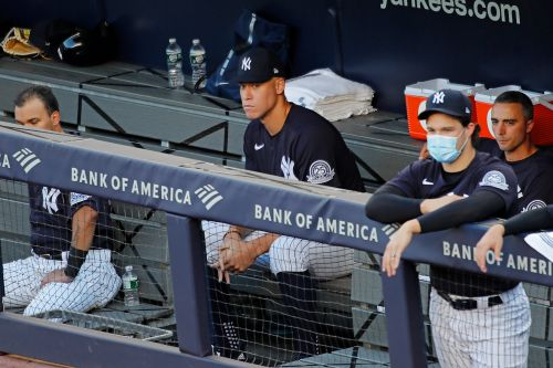 Yankees have hope Aaron Judge will play Opening Day