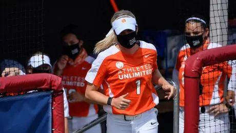'Some of the most fun I've had': Pro women's softball league thriving in 1st season