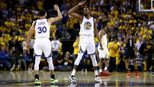 Stephen Curry has no doubt Warriors won't miss a beat when Kevin Durant gets back