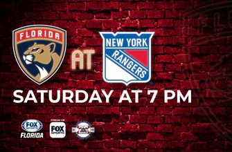 Preview: Panthers, Rangers meet with both teams trying to shore up defense