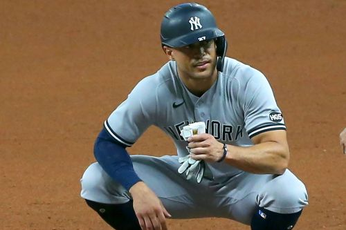 Yankees place Giancarlo Stanton on injured list with hamstring injury