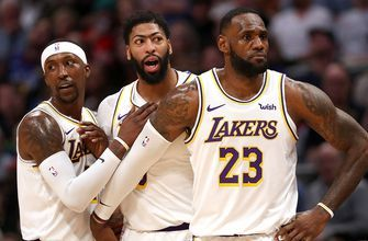 LeBron James' Lakers might just be unstoppable