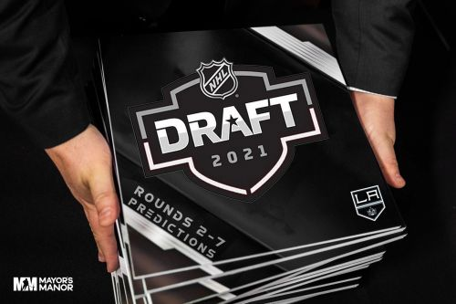 LA Kings Predictions for 2021 NHL Entry Draft: Rounds 2-7