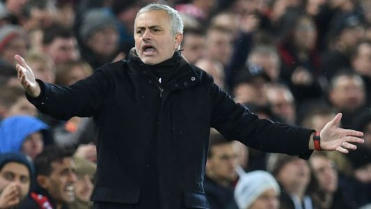 Mourinho 4/10, Lukaku 5/10 as Man United lose at Anfield
