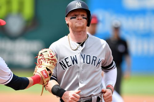 Clint Frazier is first victim of Yankees' roster reshuffle
