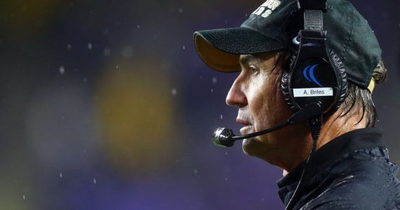 Art Briles is back in Texas, this time in high school as Mount Vernon's new head coach