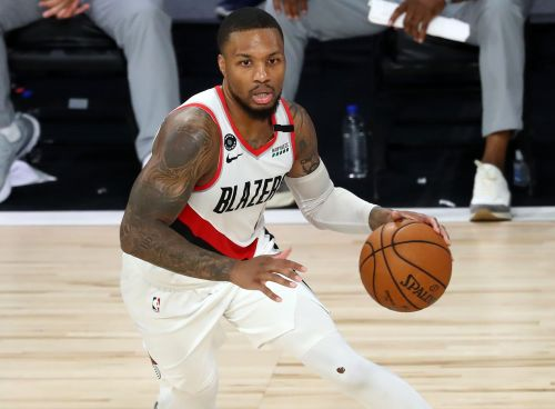 Blazers' Damian Lillard claps back at Clippers' Patrick Beverley and Paul George for taunts