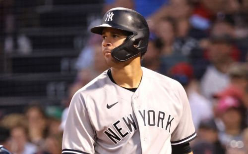 Yankees' Gary Sanchez forced to leave with back spasms