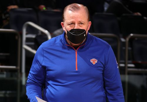 RJ Barrett: Tom Thibodeau 'better be in the running' for Coach of the Year