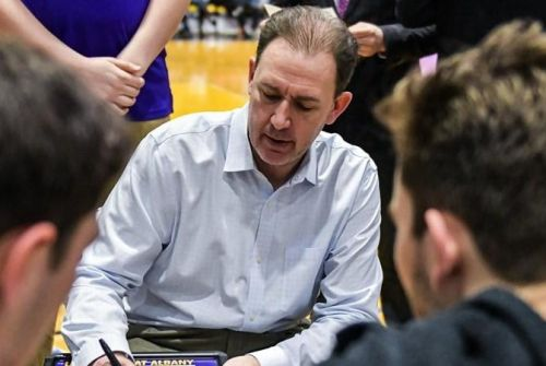 Albany men's basketball coach Will Brown out after 20 years