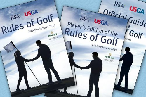New Rules of Golf: What you need to know for 2019