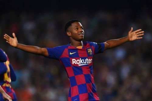 Barcelona reject €100m bid from European giants for attacker, star not for sale this summer
