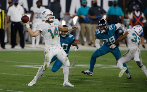 Five takeaways from Miami Dolphins' Thursday night win over the Jacksonville Jaguars