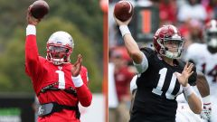 NFL Evaluator Offers Outlook On Mac Jones-Cam Newton Patriots QB Battle