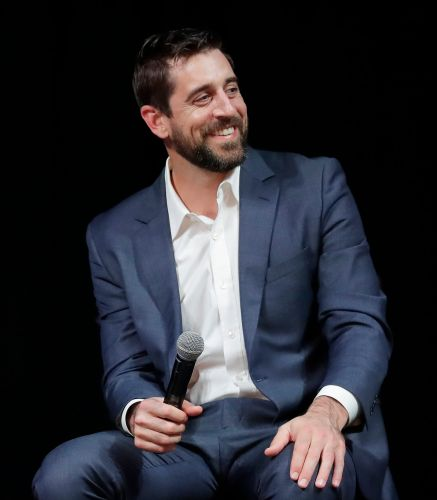 Aaron Rodgers got out of Peru in dramatic fashion before borders close due to coronavirus