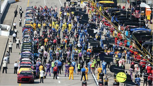 Who won the NASCAR race yesterday? Complete results from Michigan