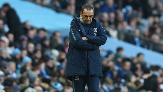 Chelsea boss Sarri won't overload players with tactical info ahead of Man City