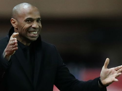 'Your grandmother's a w***e!' - Thierry Henry explains foul-mouthed rant in 5-1 defeat