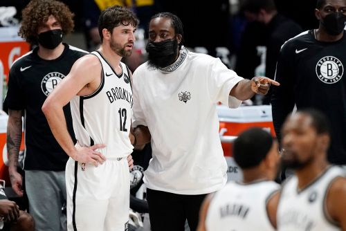James Harden gearing up for Nets return with playoffs near