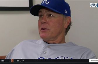 Yost says Royals 'missed out on' several scoring chances against Twins