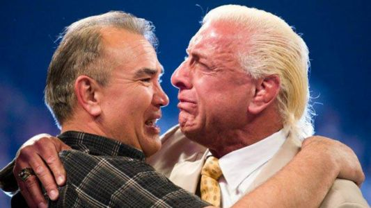 Jim Ross talks classic Ric Flair-Ricky Steamboat trilogy, where it ranks all-time