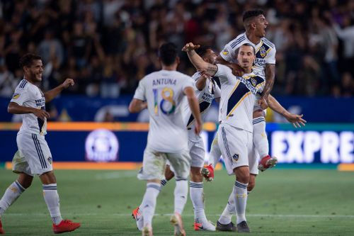 LA Galaxy's Zlatan Ibrahimovic backs up big talk with hat trick in 'El Trafico' win over LAFC