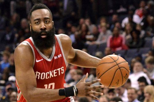 James Harden pours in 57, but Rockets fall to Grizzlies in OT