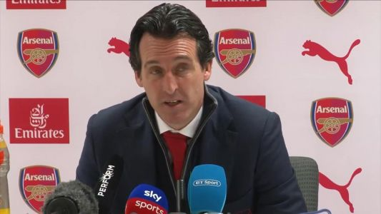 Emery challenges Arsenal players to find mental consistency