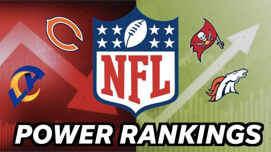 NFL preseason power rankings: Rams, Bears could be bottom dwellers this season