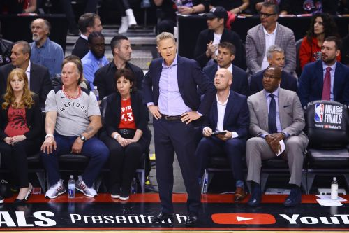 First to worst: How Warriors coach Steve Kerr keeps positive attitude with Golden State