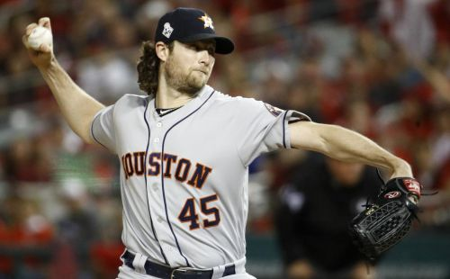 Gerrit Cole agrees to record $324M, nine-year deal with Yankees, source says