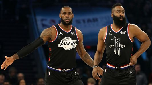 NBA All-Star voting results 2020: Full list of starters for Eastern, Western Conference rosters