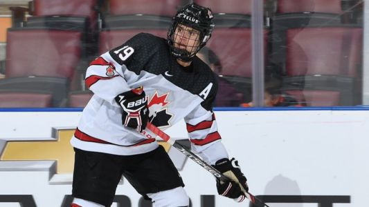 2021 NHL Draft Preview: Forward Cole Sillinger, Canada