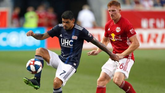 Bou rescues draw for Revolution vs. Red Bulls