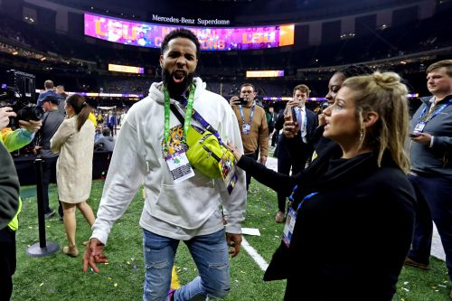 LSU bans Cleveland Browns WR Odell Beckham Jr. from its facilities for two years for NCAA issue